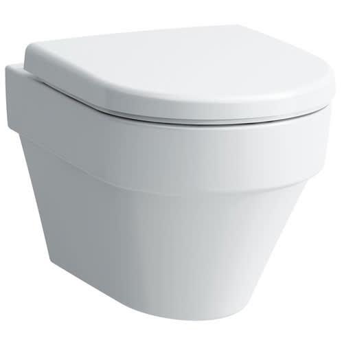Laufen Hijet Wand-WC Tiefspüler H8206610000001 - MEGABAD
