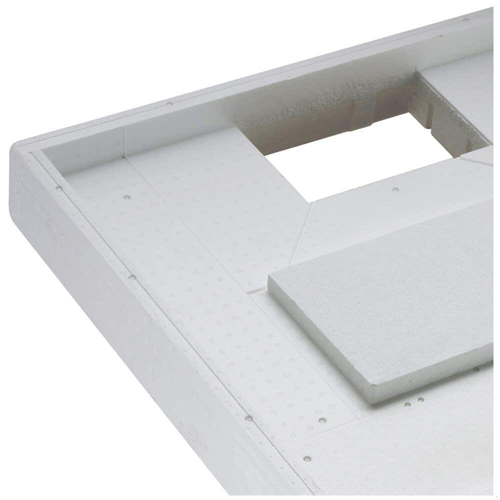 Poresta Systems Wannentrager Fur Bette Ultra Duschwanne Superflach